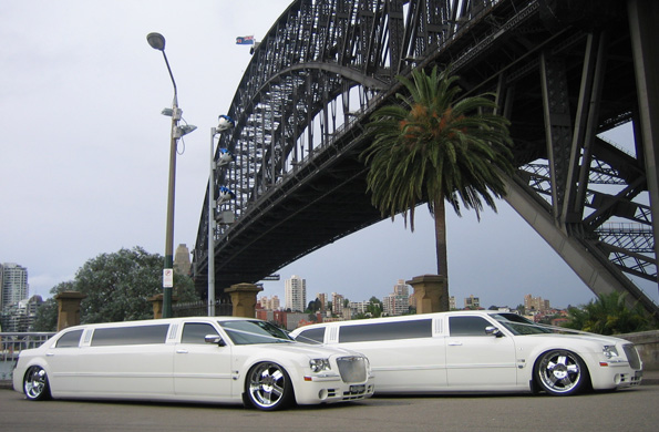 Rent your wedding limo from our Sydney limo hire service